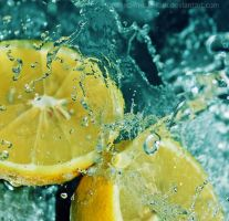 When life gives you lemons, make a lemonade by naked-in-the-rain