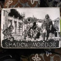 Shadow of Mordor by Iggy452001