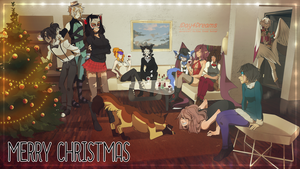 Merrry Christmas 2016 by 1Day4Dreams