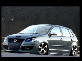 Vw Polo by virus-tuner