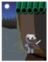 Koji, the Littlest Ninja by Warriorpoet2006
