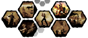 Bulletstorm - Additional Icons by WE4PONX