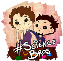 science bros by Chibimerica