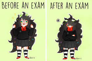 Exams by CalGoat