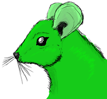 GreenMouseThings by Hectichermit