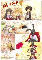Pandora Hearts ANIME OMGGG by ahpai