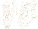 Wip Ref for Reina by Aerospine