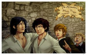 HP - The Marauders by Lelia