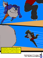 Blackholedragon bellied brawl1 by NightCrestComics