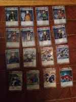 Lot of Zoids cards by JRMzoids