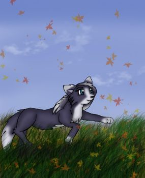 .:Through leaves and dreams:. by kagome-h