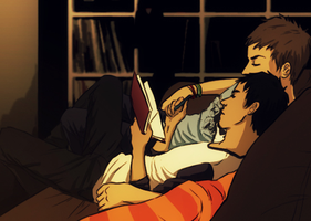 30 Day OTP Challenge | Day 2 - Cuddling somewhere by allahdammit