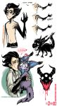 Don't Starve art dump by ZombiDJ