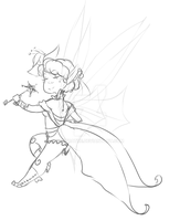 Kewi Fairy~ by Kitratre