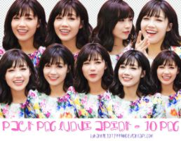 PACK PNG EUNJI - APINK by LuHannie1071999