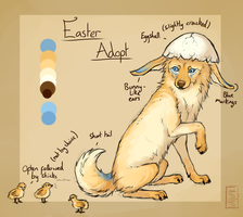 AUCTION Cute Easter Adopt OPEN by Vallume