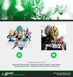 Dragonball Xenoverse 2 - Icon by Crussong
