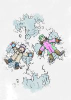 Snow Angels by KyleIAM