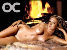 Autumn Reeser - The OC by AgentFaux