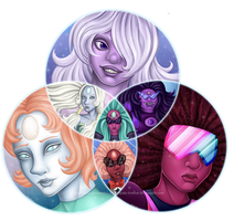 ~The Crystal Gems~ by Ayato-Inverse