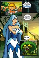 Untold stories Issue 1 page 7 by MikeBock