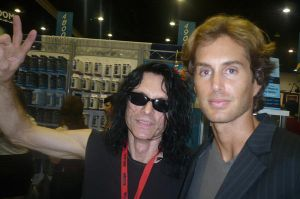Tommy Wiseau and Greg by JTrocks9