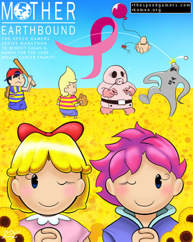 Earthbound Marathon Charity by CyberMoonStudios