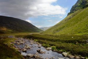 Scottish Glen by IconicJohn