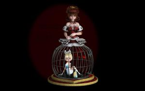 Caged by Dani3D