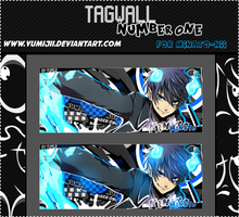 Tagwall Number One for Minato by Yumijii