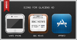 Extra Glaciens HD Icons Pack 7 by Mr-Evo