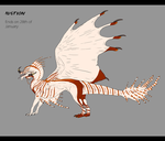 Lionfish dragon USD auction -OPEN- by Wolfeyes123