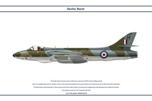Hunter GB 74 Sqn by WS-Clave