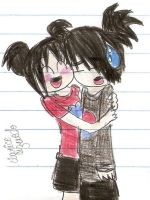 Pucca loves Garu by twinsisters7