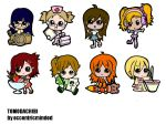 TomodaChibi by OMG-shyan