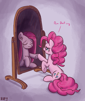 Mirror by King-Kakapo