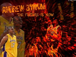 Andrew Bynum Bynumite by IshaanMishra