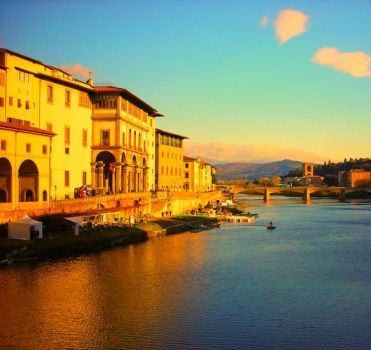 Florence by book-worms