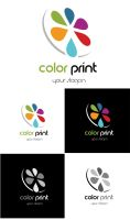Color Print Logo by ImperiusDesigns