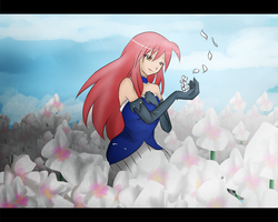 Commish: flowers by ficakes911
