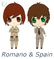 Romano and Spain 2 by WAMmy0