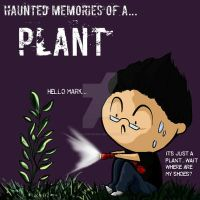 Scared of a Plant by MoonlightRissa