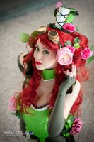 Poison Ivy  Steampunk by BannanaDreams