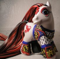 Queen of Hearts by TealCustoms