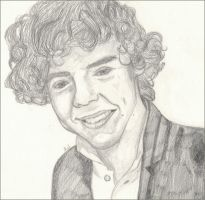 Harry Styles-1D by HannahLouLou