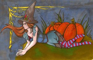 Witch's whimsy by rej-