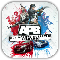 APB Reloaded Game Icon by Wolfangraul