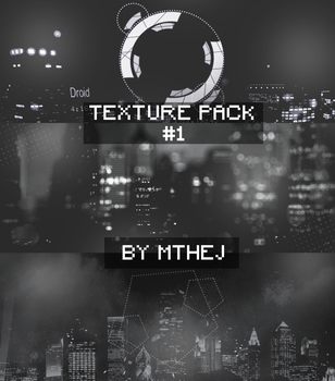 [SHARE] 100816 /// TEXTURE PACK #1 /// CITY NIGHT by mthej