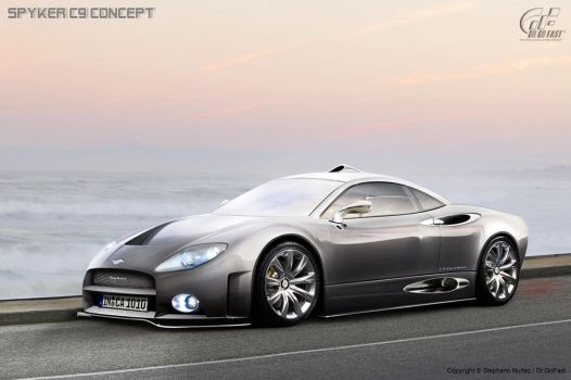 Spyker C9 by Dr-GoFast