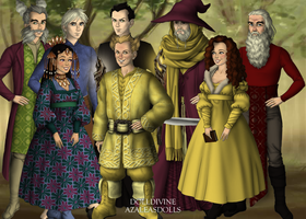 The Guardians [LotR/Hobbit Maker] by supereilonwypevensie